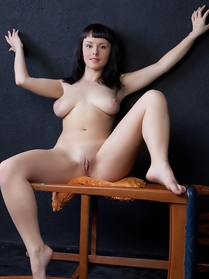 """""""With an adorable face and gorgeous, curvy body with soft and silky skin and large puffy nipples Mirelle is such an enticingly sweet treat."""""""